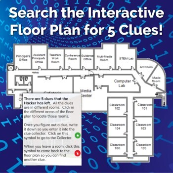 Digital Escape Room - Stop That Virus!
