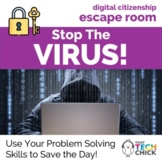 Digital Escape Room - Stop That Virus!