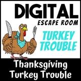 Digital Escape Room - Thanksgiving - Turkey Trouble | Dist