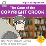 Digital Escape Room - The Case of the Copyright Crook | Di