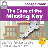 Digital Escape Room - The Case of the Missing Key  |  Dist