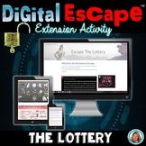 The Lottery Shirley Jackson | Digital Escape™ Room Extensi