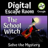 Digital Escape Room - The School Witch