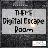Digital Escape Room (Theme)