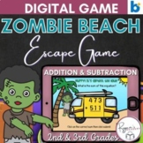 Addition and Subtraction Digital Escape Room - BOOM Cards