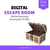 Digital Escape Room for Distance Learning {Ti-Tika/ Ti-Tiri}