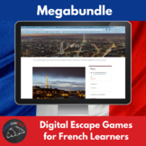 Digital Escape games - French MEGABUNDLE