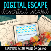 Escape the Deserted Island - Metric Measurement, Angles, Area