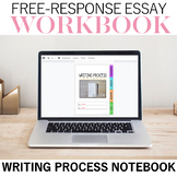 Prompt Essay Writing Process Notebook