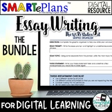 Digital Essay Writing Unit: Teach Students to Master the E