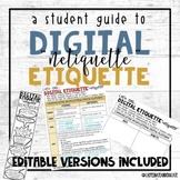 Digital Etiquette: A Student Guide