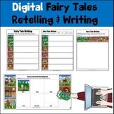 Digital Fairy Tale Retelling & Writing