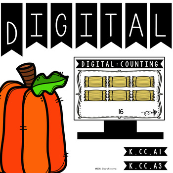 Digital: Fall Counting to 20