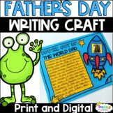 Digital Father's Day Activity   Father's Day Craft