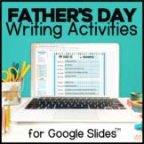 Digital Father's Day Celebration of Dad using Google Slide
