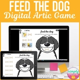 Digital Feed the Dog Articulation Game for No Print Speech