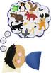 Digital Felt Art: Panda & Friends
