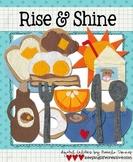 Digital Felt Art: Rise and Shine