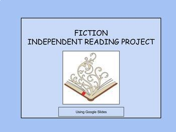 Digital Independent Reading Project w/ Rubric