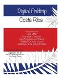Digital Field Trip - Costa Rica - Google Search, mapping,