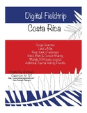 Digital Field Trip - Costa Rica - Google Search, mapping,