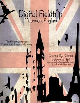 Digital Field Trip to London, England