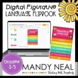 Digital Figurative Language Flipbook | Distance Learning
