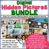 Digital Find the Hidden Object Icebreaker Game for Distanc