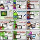 Digital First Grade Math Centers BUNDLE includes 117 CENTERS for the ENTIRE YEAR