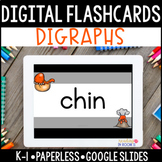 Digital Flashcards: Digraph Decodable Words