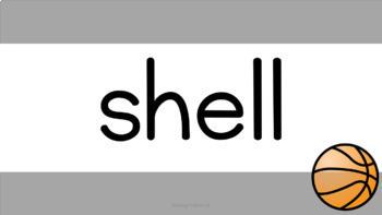 Digital Flashcards: Double Consonant Decodable Words