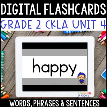 Digital Flashcards:Long Vowels(OEI) and AR/IR Decodable Words,Phrases&Sentences