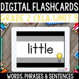 Digital Flashcards: Schwa, tion and IL/AL/LE Decodable Words,Phrases&Sentences