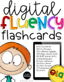 Digital Fluency Flashcards ELA