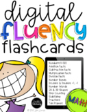 Digital Fluency Flashcards: Math Edition