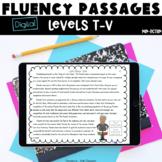 Digital Fluency Passages: Non-Fiction 5th Grade Edition  {