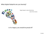 Digital Footprint: Character Education Lesson