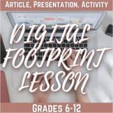 Digital Footprint Lesson