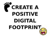 Digital Footprint Posters