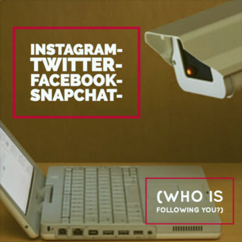 Digital Literacy Assignment: Facebook, Twitter, Tumblr – Who is Following You?