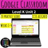 Digital Foundations Level K Unit 2