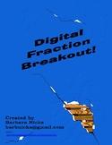 Fraction Breakout (Digital Escape Room)