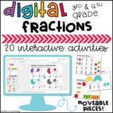 Fractions Digital Math Centers