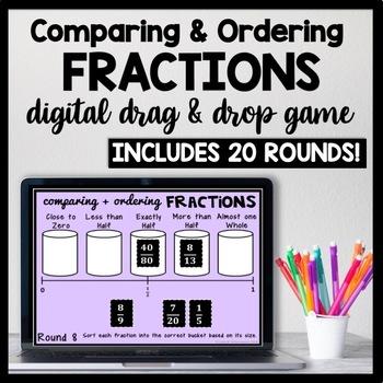 DIGITAL Fraction Sort for Google Drive: Comparing Using Benchmarks