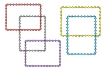 Digital Frames & Borders Creative Clip Art