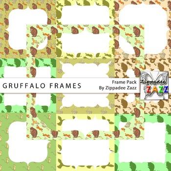 Digital Frames - Gruffalo Frames - 10 frames