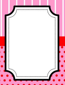 Digital Frames Valentine's Theme