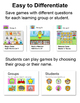 Digital Games 1 Year Subscription - Math Games & Language Games For Any Grade