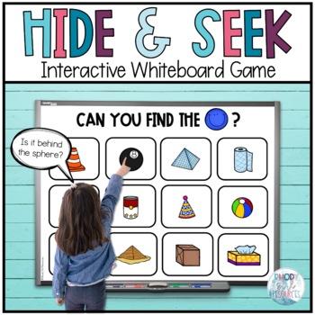 Digital Games Hide & Seek | Zoom Game