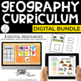 Digital Geography Curriculum for Special Education (Digita